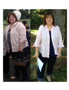 Tammy Dennis before and after